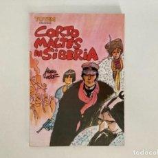 Comics: CORTO MALTÉS EN SIBERIA. TOTEM.. Lote 243905360
