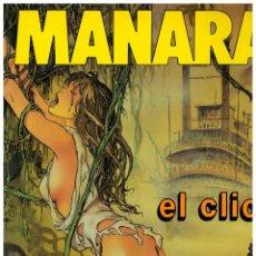 Comics: TOTEM - COMICS. MANARA. EL CLIC. NUEVA FRONTERA. BUENO.. Lote 244588125