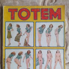 Cómics: TOTEM - UN NÚMERO FRESCO, FRESCO, FRESCO.. - NÚMERO 59 - EDITORIAL NUEVA FRONTERA - MADRID 1977. Lote 245065555