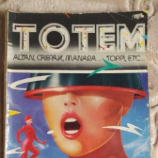 Cómics: TOTEM - NÚMERO 44 - ALTAN, CREPAX - MANARA... TOPPI, ETC... - NUEVA FRONTERA. Lote 245069025
