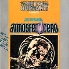 Cómics: ATMOSFERA CERO - COMIC DE JIM STERANKO - METAL HURLANT - EUROCOMIC 1982 - COL. HUMANOIDES Nº 4. Lote 273086328