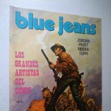 Comics: BLUE JEANS Nº 12. NUEVA FRONTERA.. Lote 246100295