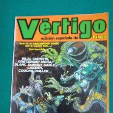 Comics: VERTIGO Nº 10. EDICION ESPAÑOLA DE PILOTE. 64 PAGINAS EN COLOR. EDITORIAL NUEVA FRONTERA.. Lote 249456970