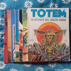Fumetti: 7 NÚMEROS DE TOTEM. 3, 18, 20, 26, 33, 38 Y 39.. Lote 252462040