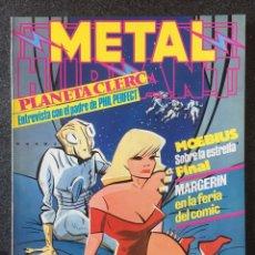 Comics: METAL HURLANT Nº 27 - 1ª EDICIÓN - NUEVA FRONTERA / EUROCOMIC - 1984 - ¡NUEVO!. Lote 253177210