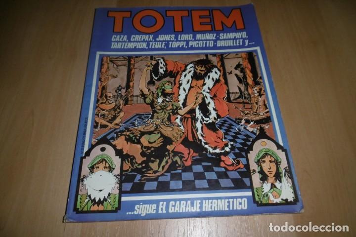 COMIC TOTEM Nº 33 (Tebeos y Comics - Nueva Frontera)