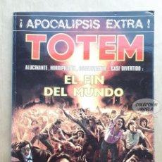 Cómics: TOTEM EXTRA 7 - EL FIN DEL MUNDO - APOCALIPSIS EXTRA - NUEVA FRONTERA. Lote 256036110