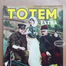 Cómics: TOTEM EXTRA 9 - ESPECIAL GUERRA - NUEVA FRONTERA. Lote 256036330