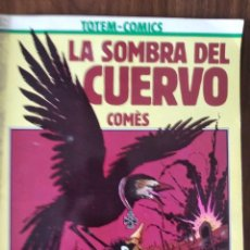 Cómics: COLECCIÓN VÉRTIGO Nº 4: LA SOMBRA DEL CUERVO - COMÉS. Lote 256129670