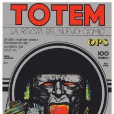 Fumetti: COMIC TOTEM Nº 6 - EDITORIAL NUEVA FRONTERA - EXCELENTE ESTADO - 1978. Lote 261967615