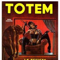 Cómics: COMIC TOTEM Nº 7 - EDITORIAL NUEVA FRONTERA - EXCELENTE ESTADO - 1978. Lote 261968050