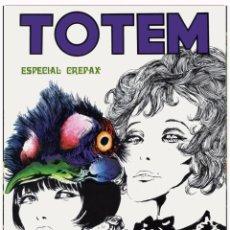 Cómics: COMIC TOTEM Nº 10 - EDITORIAL NUEVA FRONTERA - EXCELENTE ESTADO - 1978. Lote 261975145