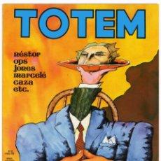 Cómics: COMIC TOTEM Nº 12 - EDITORIAL NUEVA FRONTERA - EXCELENTE ESTADO - 1978. Lote 261978325