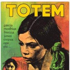 Cómics: COMIC TOTEM Nº 14 - EDITORIAL NUEVA FRONTERA - EXCELENTE ESTADO - 1979. Lote 261979125