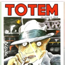 Comics : COMIC TOTEM Nº 15 - EDITORIAL NUEVA FRONTERA - EXCELENTE ESTADO - 1979. Lote 261980145