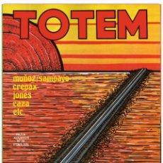 Cómics: COMIC TOTEM Nº 16 - EDITORIAL NUEVA FRONTERA - EXCELENTE ESTADO - 1979. Lote 261980530