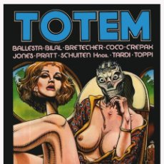 Cómics: COMIC TOTEM Nº 17 - EDITORIAL NUEVA FRONTERA - EXCELENTE ESTADO - 1979. Lote 261980800