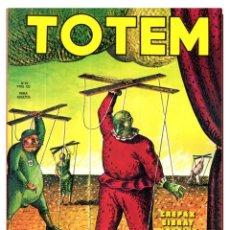 Cómics: COMIC TOTEM Nº 19 - EDITORIAL NUEVA FRONTERA - EXCELENTE ESTADO - 1979. Lote 261987450