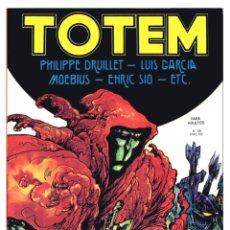 Cómics: COMIC TOTEM Nº 20 - EDITORIAL NUEVA FRONTERA - EXCELENTE ESTADO - 1979. Lote 261997400
