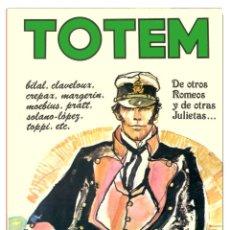 Cómics: COMIC TOTEM Nº 21 - EDITORIAL NUEVA FRONTERA - EXCELENTE ESTADO - 1979. Lote 262004200