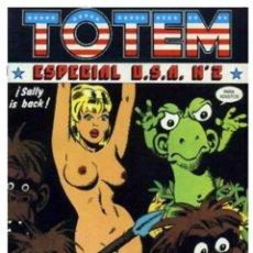 Comics: TOTEM EXTRA ESPECIAL USA Nº 2 - EDITORIAL NUEVA FRONTERA - EXCELENTE ESTADO. Lote 262242315