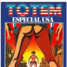 Comics: TOTEM EXTRA ESPECIAL USA Nº 4 - EDITORIAL NUEVA FRONTERA - EXCELENTE ESTADO. Lote 262242520