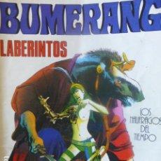 Cómics: COMIC BUMERANG LABERINTOS LOS MAUFRAGOS DEL TIEMPO Nº 11 AÑO 1978. Lote 263907365