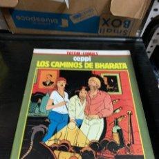 Cómics: LOS CAMINOS DE BHARATA, DE DANIEL CEPPI. Lote 268621389