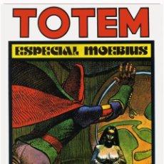 Fumetti: COMIC TOTEM ESPECIAL MOEBIUS Nº 11 - EDITORIAL NUEVA FRONTERA - BUEN ESTADO - 1978. Lote 269796838