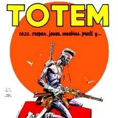 Comics: COMIC TOTEM Nº 23 - EDITORIAL NUEVA FRONTERA - BUEN ESTADO - 1979. Lote 269805013