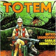 Cómics: COMIC TOTEM Nº 28 - EDITORIAL NUEVA FRONTERA - EXCELENTE ESTADO - 1980. Lote 269805328