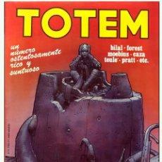 Cómics: COMIC TOTEM Nº 31 - EDITORIAL NUEVA FRONTERA - EXCELENTE ESTADO - 1980. Lote 269805473