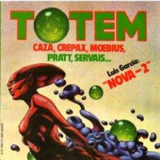 Cómics: COMIC TOTEM Nº 35 - EDITORIAL NUEVA FRONTERA - EXCELENTE ESTADO - 1981. Lote 269805653