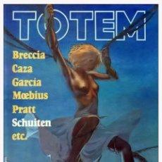 Cómics: COMIC TOTEM Nº 36 - EDITORIAL NUEVA FRONTERA - EXCELENTE ESTADO - 1981. Lote 269805718