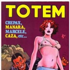 Comics: COMIC TOTEM Nº 43 - EDITORIAL NUEVA FRONTERA - EXCELENTE ESTADO - 1982. Lote 269805793