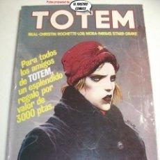 Cómics: TOTEM Nº 56, ED. NUEVA FRONTERA, INICIO 1977. Lote 270123668