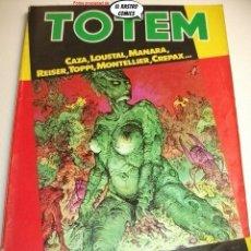 Cómics: TOTEM Nº 47, ED. NUEVA FRONTERA, INICIO 1977. Lote 270123878