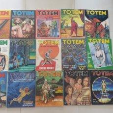Cómics: REVISTA DE COMIC , TOTEM 74 EJEMPLARES EDITA : NUEVA FRONTERA 1977. Lote 272263793