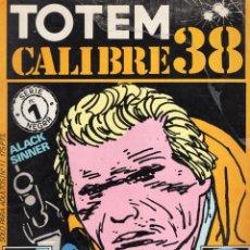 Cómics: TOTEM CALIBRE 38 Nº 1 - NUEVA FRONTERA - VER DESCRIPCION - SUB02Q. Lote 275448208