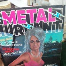 Cómics: METAL HURLANT. N. 22. Lote 275985133