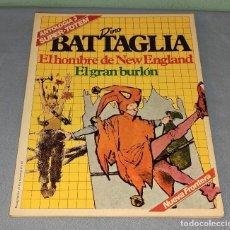 Cómics: VOLUMEN SUPER TOTEM DINO BATTAGLIA ANTOLOGIA 3 DE NUEVA FRONTERA EN MUY BUEN ESTADO. Lote 277684108