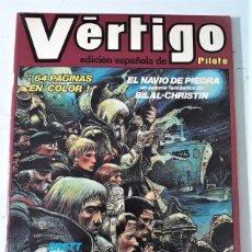 Cómics: VÉRTIGO Nº 5 - EDICIÓN ESPAÑOLA DE PILOTE. Lote 277688678