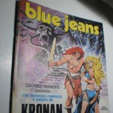 Cómics: BLUES JEANS Nº 4 CÓMIC ADULTOS (SEMINUEVO). Lote 278296038