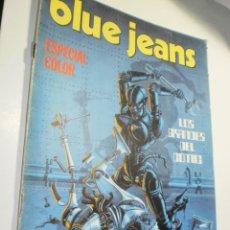 Cómics: BLUES JEANS Nº 7 CÓMIC ADULTOS (ESTADO NORMAL CON TAPAS SUELTAS DE UNA GRAPA). Lote 278296403