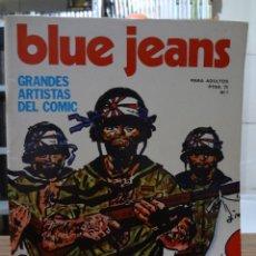 Cómics: BLUE JEANS Y SUPER BLUE JEANS 28 NUMEROS COMPLETA. Lote 280605618