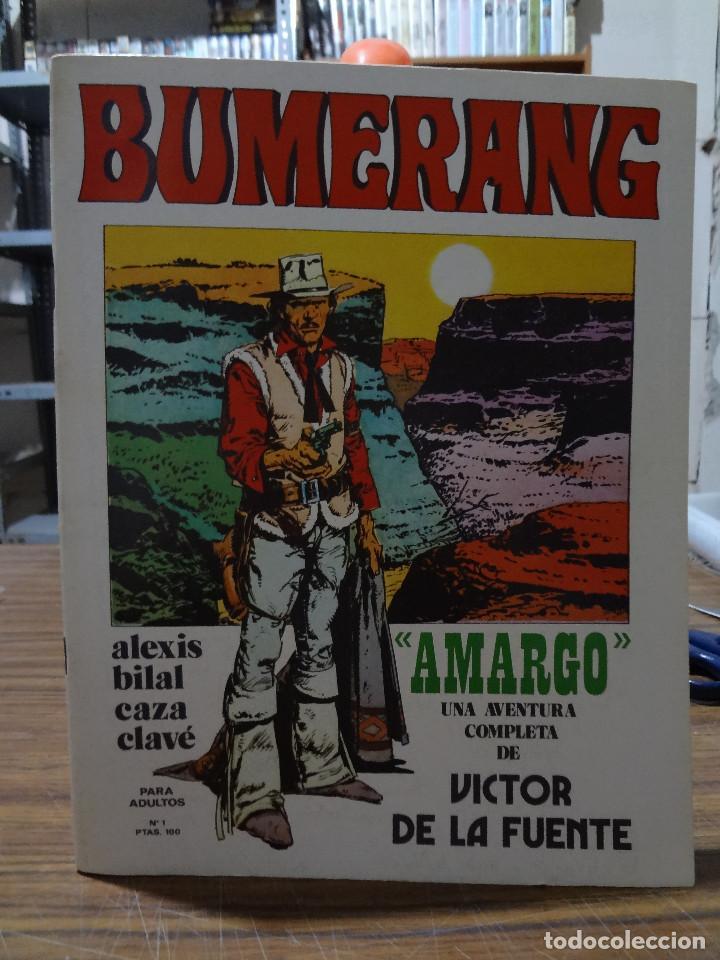 BUMERANG 24 NUMEROS COMPLETA (Tebeos y Comics - Nueva Frontera)