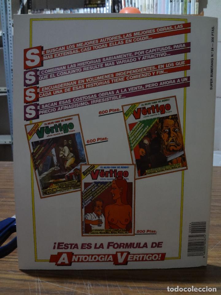 Cómics: BUMERANG 24 NUMEROS COMPLETA - Foto 48 - 280606243