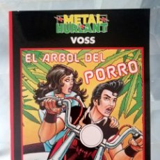 Cómics: METAL HURLANT PRESENTA: COLECCIÓN NEGRA Nº 8 - EL ÁRBOL DEL PORRO (NUEVA FRONTERA 1982) BUEN ESTADO. Lote 283469113