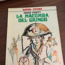 Comics: SUPER-TOTEM Nº 1, LA MACUMBA DEL GRINGO, EDITORIAL NUEVA FRONTERA. Lote 285548138