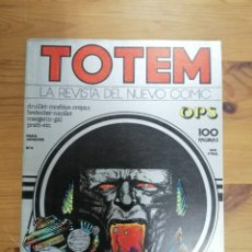 Cómics: TOTEM Nº 6 - ESPECIAL 100 PÁGINAS. Lote 287824338